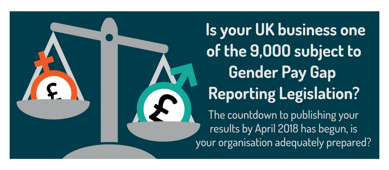 Is your UK business one of the 9000 subject to gender pay gap reporting legislation?