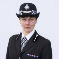Deputy Chief Constable Lisa Winward, North Yorkshire Police
