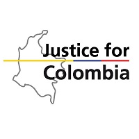 Justice for Columbia logo
