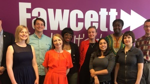 The Fawcett Society staff team
