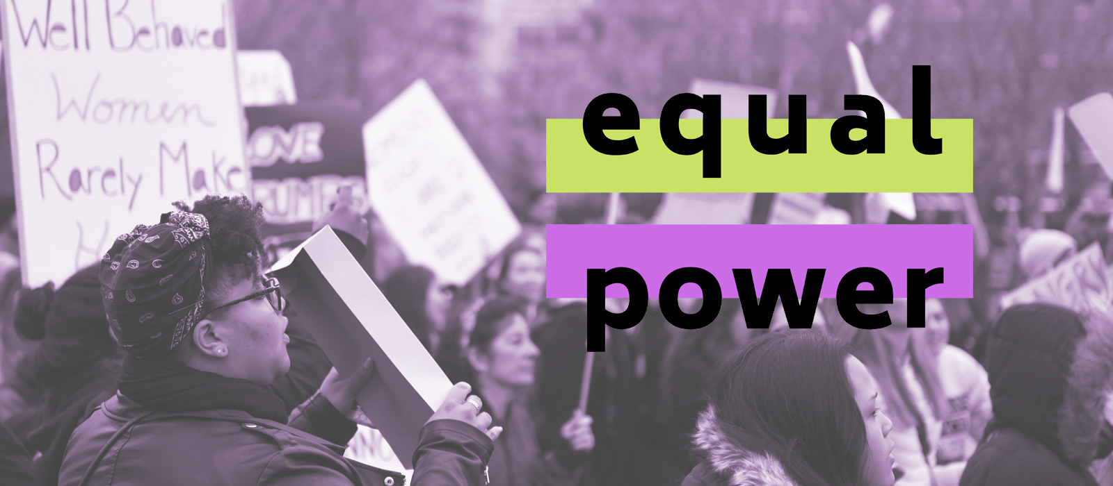Fawcett launches 'Equal Power', a coalition to transform women's representation