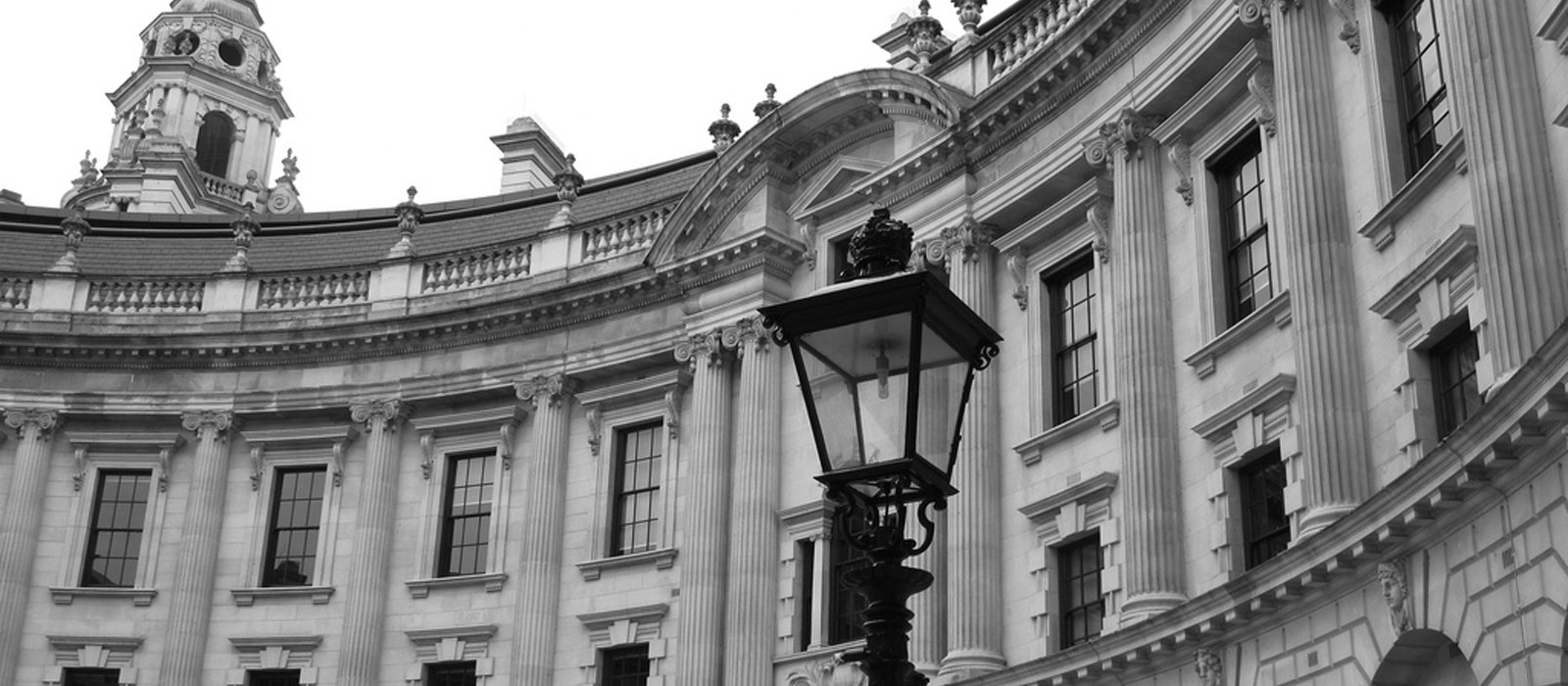 HM Treasury in London