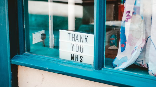 The search for a new normal: personal reflections from an NHS employee