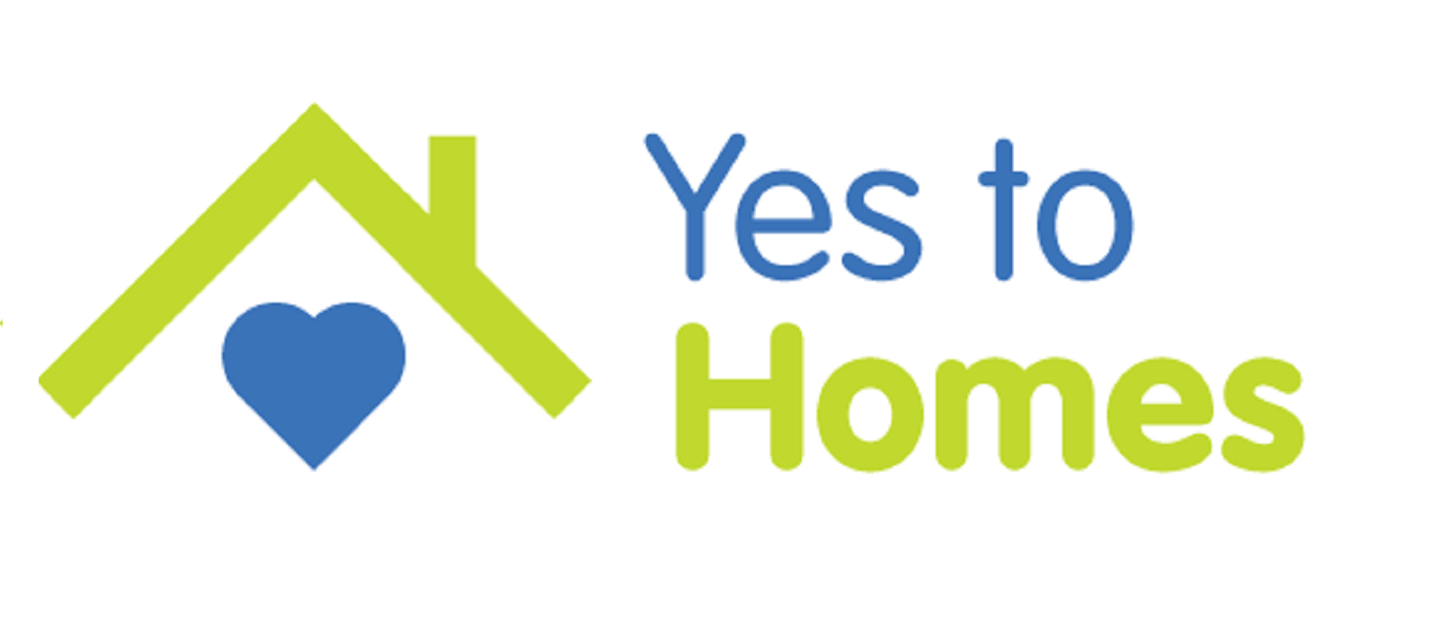 Yes to Homes logo