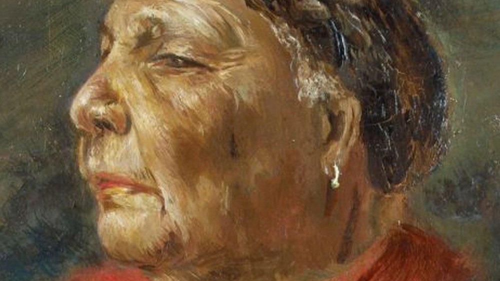 Mary Seacole portrait