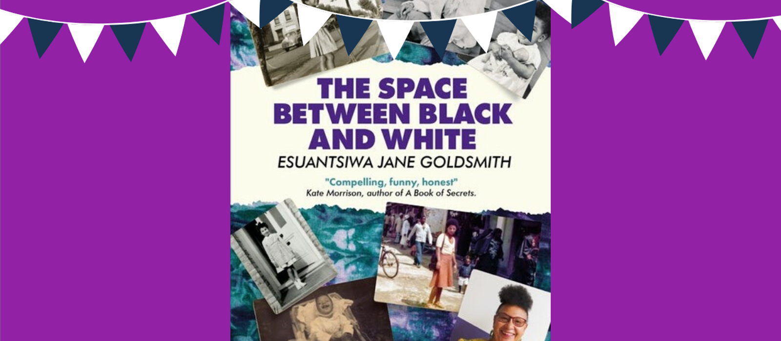 WATCH NOW: The Space Between Black and White: In Conversation with Esua Goldsmith