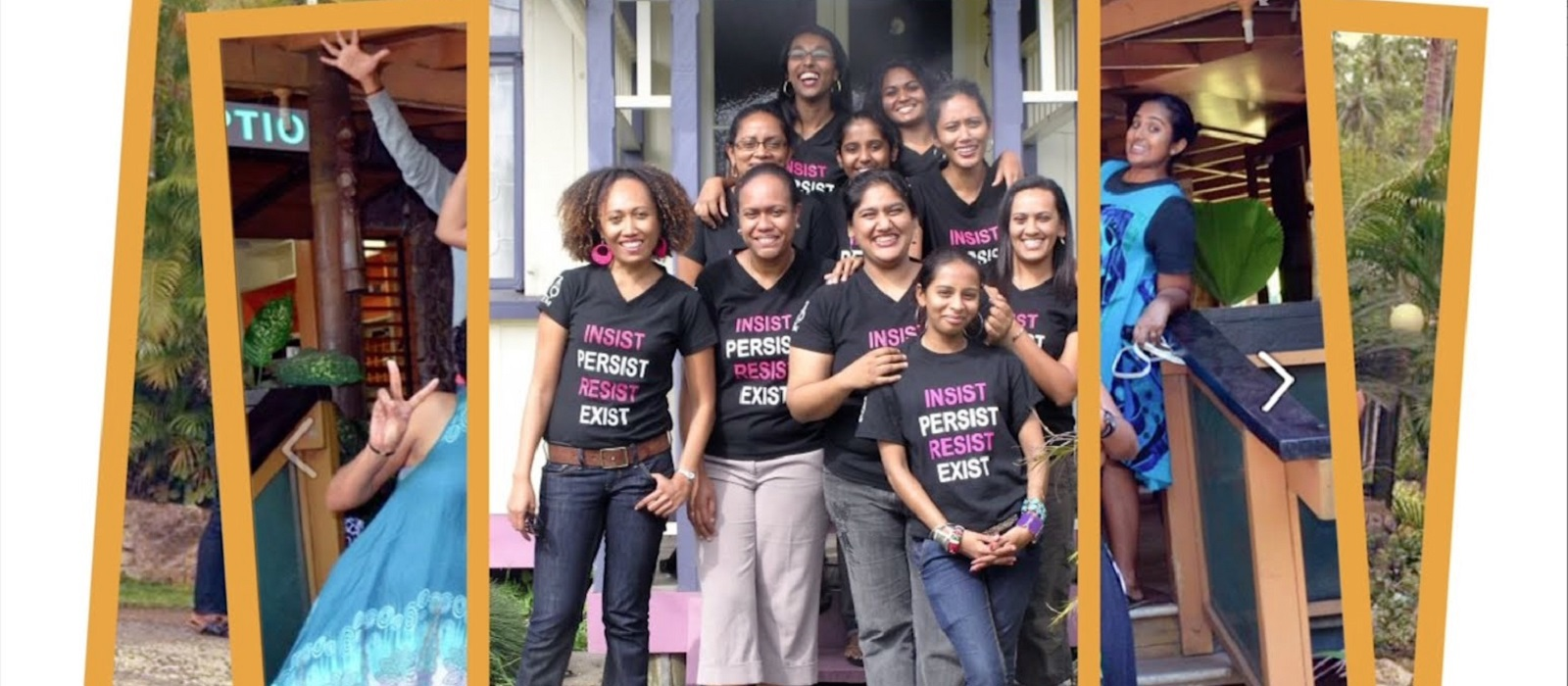 #OurTimeNow: The Fiji Women's Rights Movement