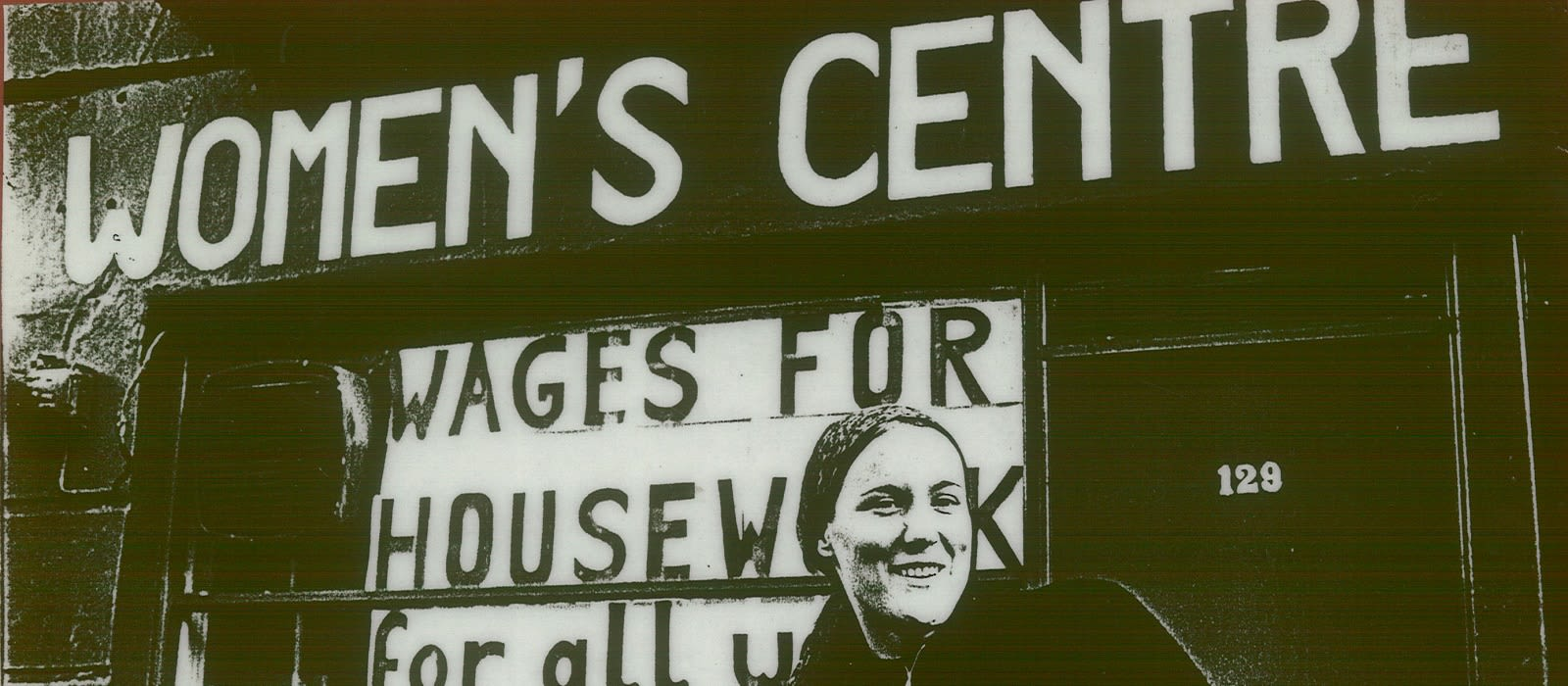 womens centre sign