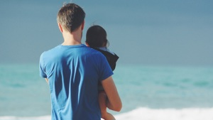 To any new dads wondering if leave is right for him - the answer must be yes