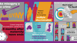 Infographics: Sex Discrimination Law Review